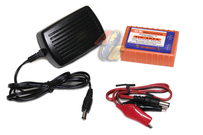 AG-K Li-Poly Battery Balance Charger Set - Click Image to Close