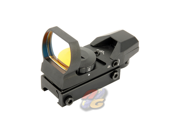AG-K 4 Patterns Opticess Red/Green Sight (BK) *