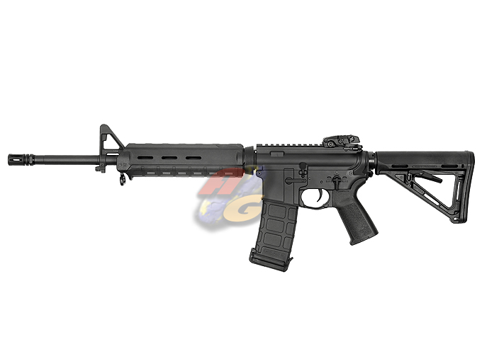 Beta Project X Magpul PTS Mid Length M4 AEG (Blowback, BK) *