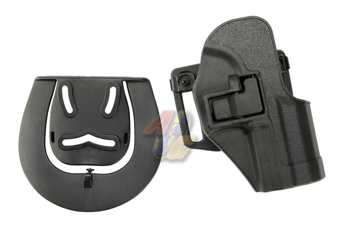 Burst CQC Holster With BeltLoop For H&K USP Compact *