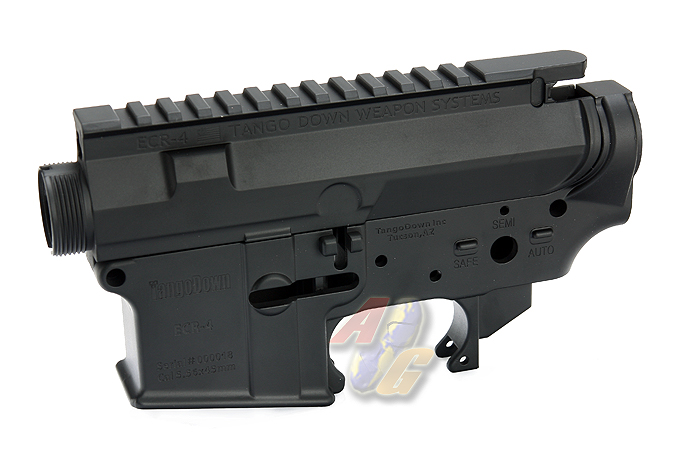 Classic Army Metal Receiver For WA GBB M4 (Tango Down Style)