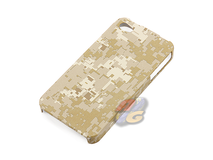 DYTAC Water Transfer Outer Shell For IPhone 4 (Digital Desert) *