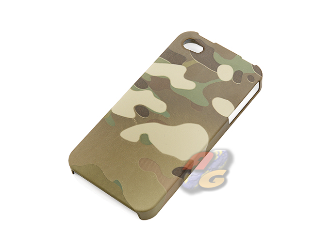 DYTAC Water Transfer Outer Shell For IPhone 4 (Multicam) *