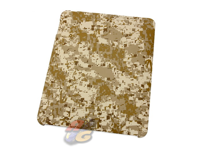 DYTAC Water Transfer Outer Shell For IPad (Digital Desert) *