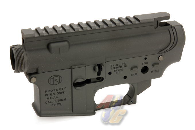 G&P WA FN M16A4 Metal Body