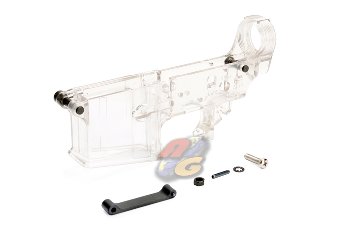 G&P WA Transparent Lower Receiver
