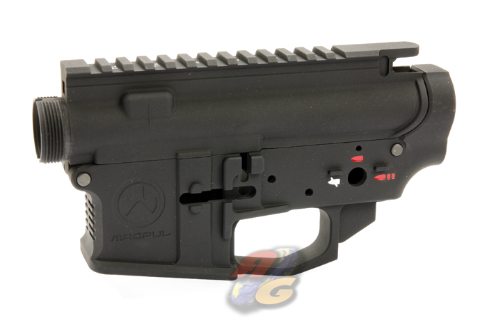 G&P WA M4 Magpul Type Metal Body (BK)