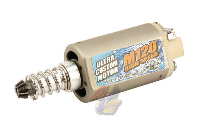G&P High Speed Motor - M120 (L)