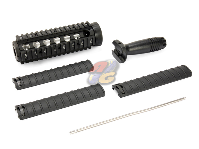 G&P M4 RAS Handguard Kit - Package B
