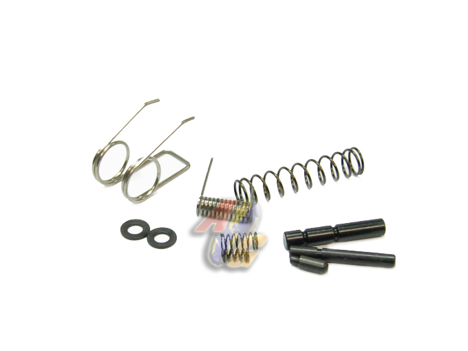 G&P WA Reinforced Spring & Pin Set For WA M4A1 Series