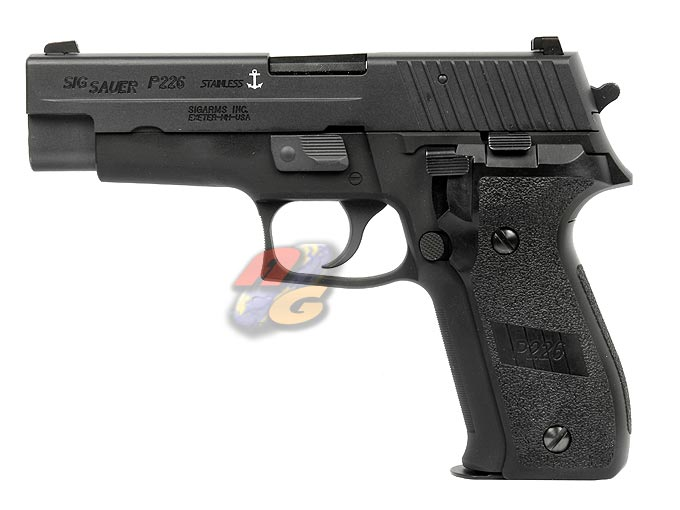 HK P226 Navy MK24 (With Marking, BK, Metal Slide)