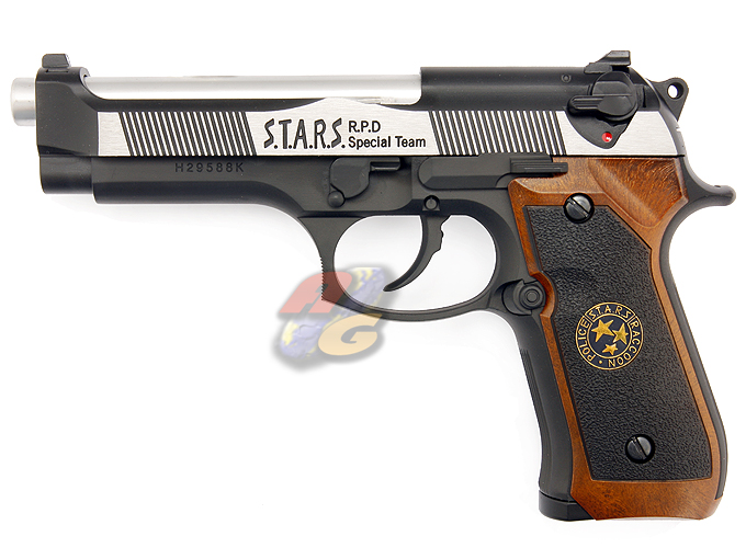 HK Samurai Edge R.P.D. Special Team (2 Tone, Full Metal, With Marking) - Click Image to Close