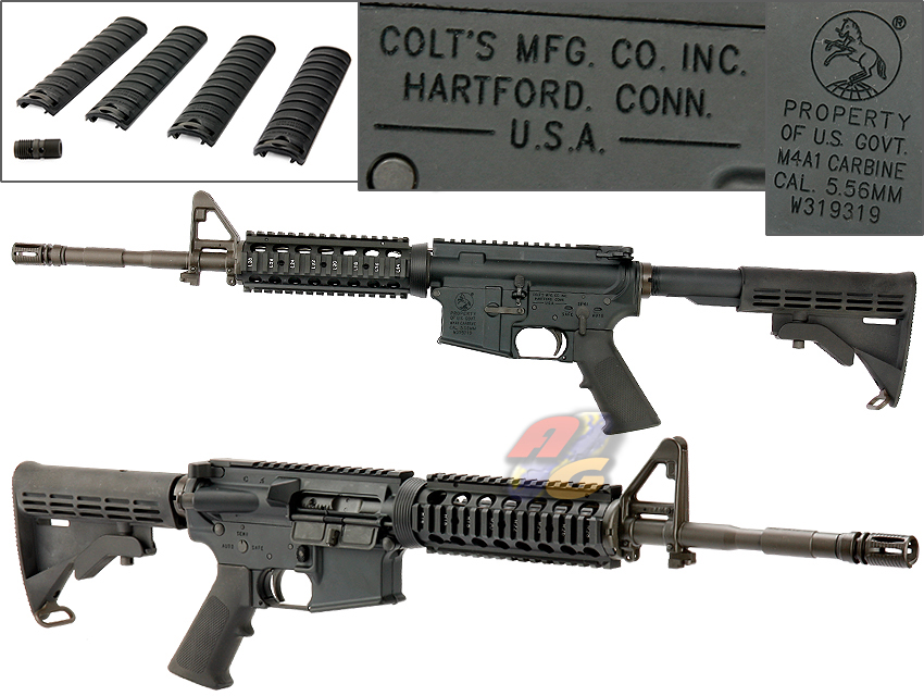 Inokatsu M4 MTW SOPMOD (2011 Super Version)