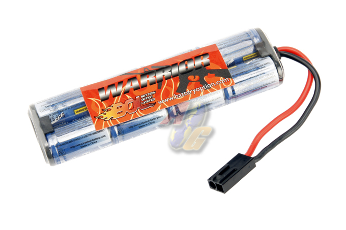 Intellect 9.6V 1600 mah Battary ( Mini type )