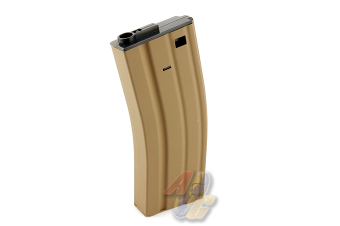 King Arms 68 Rounds Magazine For M16/ M4 Series (Sand)