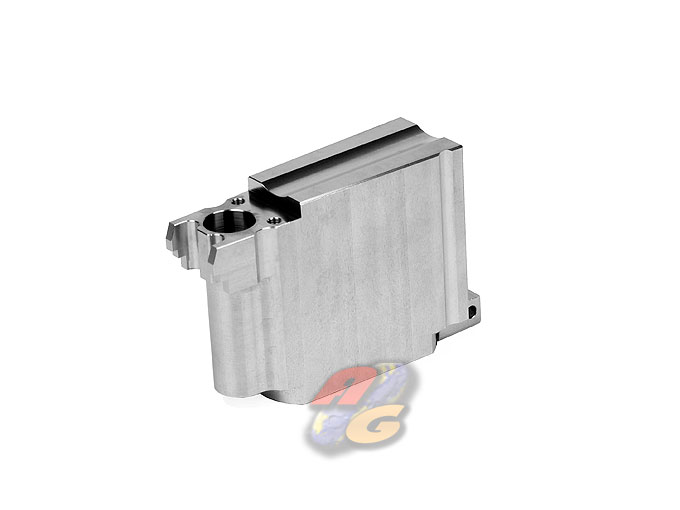 King Arms CNC Stainless Steel M700 Magazine Body