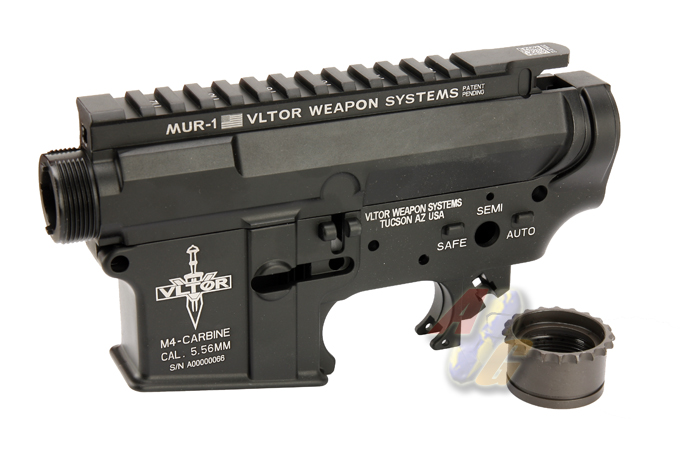 King Arms WA M4 / M16 Metal Body - Vltor
