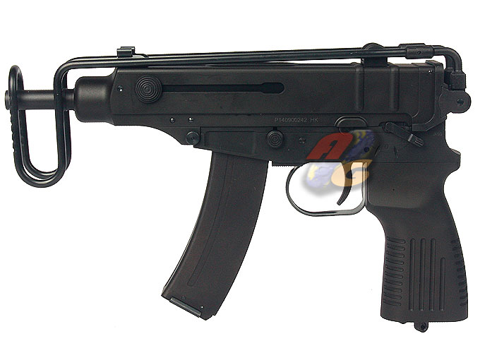 --Out of Stock--KSC VZ61 HW GBB SMG ( System7, Japan Version ) - Click Image to Close