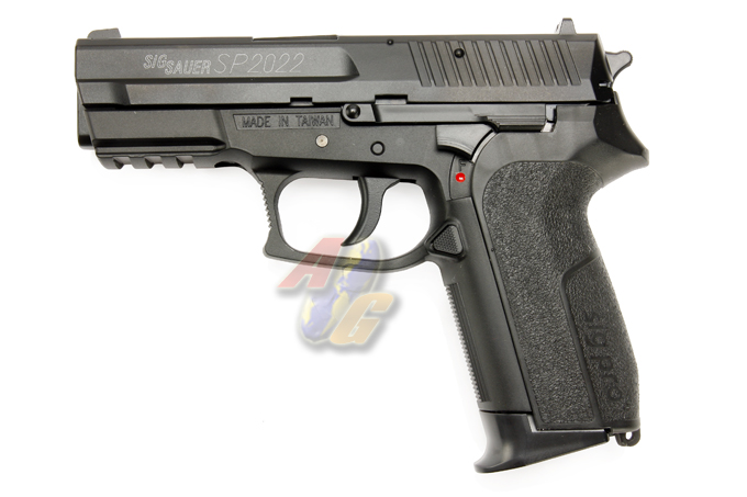KWC Sig Sauer SP2022 (CO2) (Fixed Slide) * - Click Image to Close