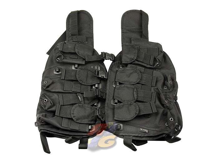 Mil Force SWAT Tactical Vest