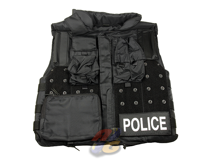 Mil Force External Assault Vest