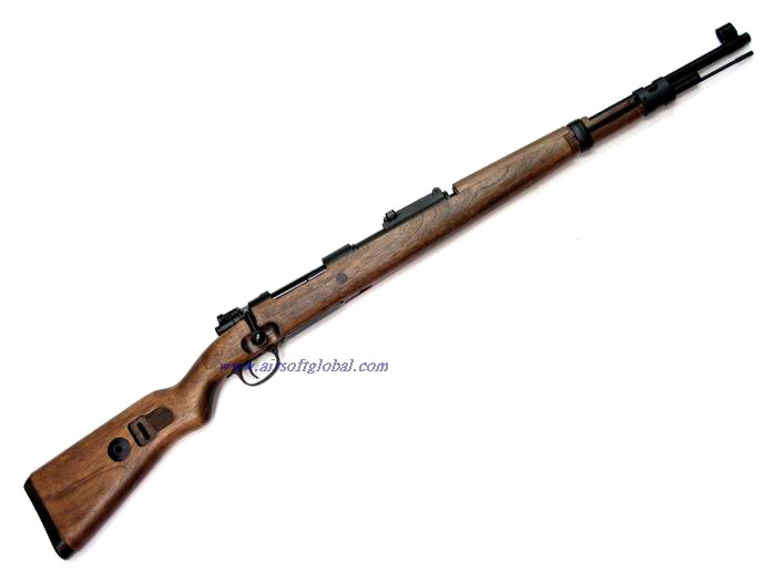 Marushin Mauser KAR 98K Maxi 8mm ( Walnut Limited ) HW