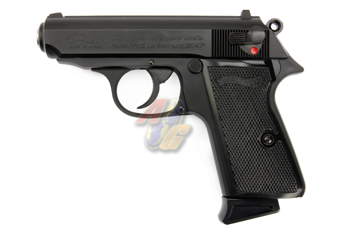 Maruzen Walther PPK/S Movie Prop Series Package (BK)