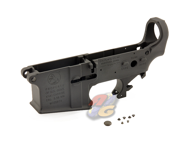 Prime CNC Lower Receiver For PTW M4 (Colt M4A1)