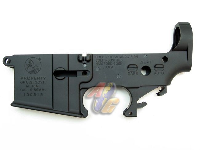 Prime CNC Lower Receiver For PTW M4 ( MK18 MOD0 )