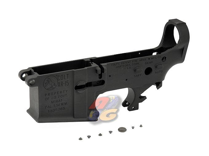 Prime CNC Lower Receiver For PTW M4 (AR15 - M16A1)