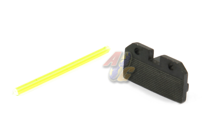 Shooters Design Metal Rear Sight Type D Green ( TM 5.1 )