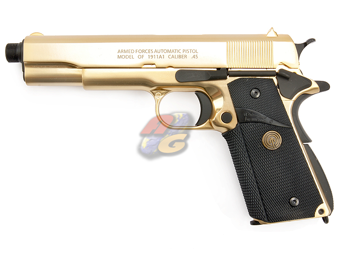 SOCOM Gear 24K M1911 Government Gold Plated (500 PCS limited!!!)