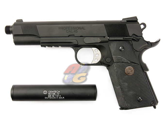 SOCOM Gear MEU 1911 Railed (Limited Edition)