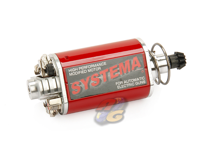 Systema A to Z Motor Medium Type