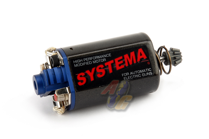 Systema Turbo Motor - Short Type