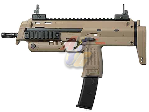 --Out of Stock--Tokyo Marui MP7A1 GBB ( TAN ) - Click Image to Close
