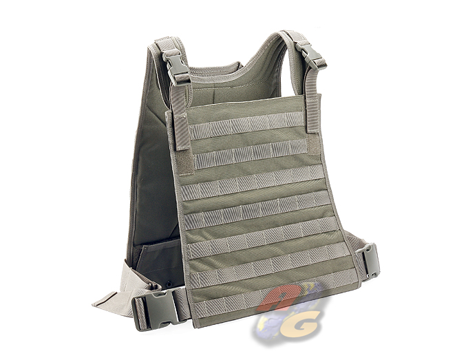 TMC MBSS Style Plate Carrier With 4 Pouches (RG)