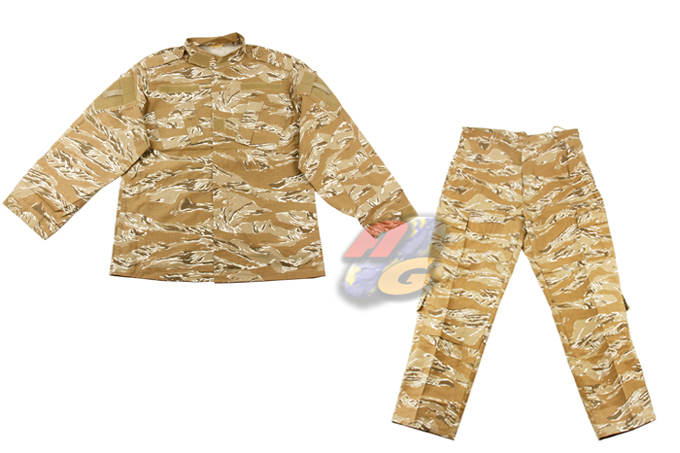 V-Tech Desert Tiger Stripe B.D.U. ( XLarge-Regular )