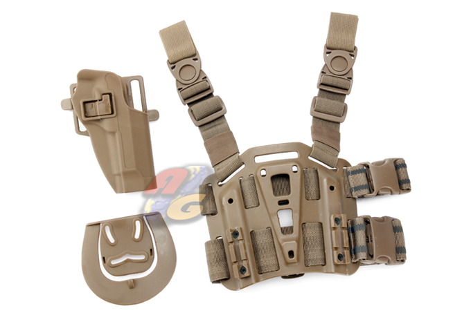 V-Tech CQC Holster & Plateform For 92 / 96 ( Tan ) *