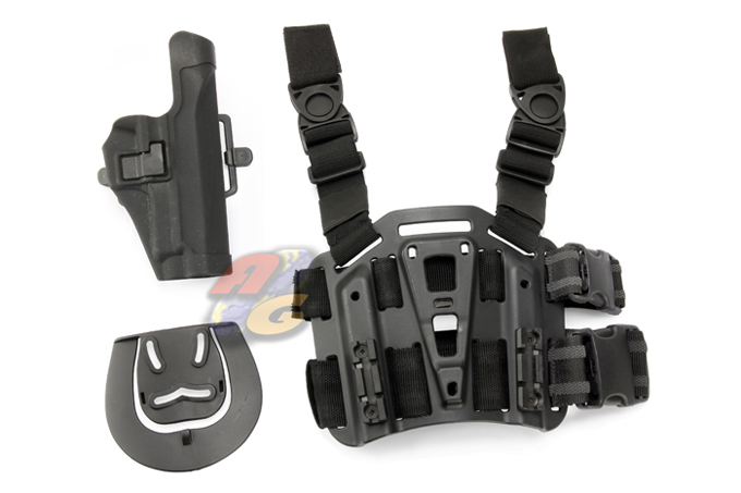 V-Tech CQC Holster & Plateform For P226 ( BK ) * - Click Image to Close