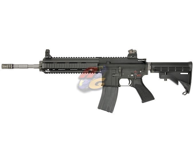 WE 4168 GBB (Gas Blowback, Open Bolt, BK )