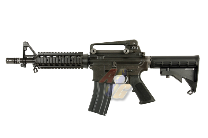 -In Stock- WE M4 CQBR - Colt (Gas BlowBack, Open Bolt)