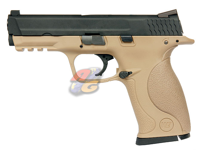WE Toucan GBB Pistol (BK Slide, DE Frame)