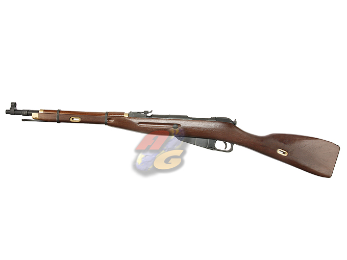 Zeta Lab Mosin Nagant Carbine w/ Dummy Bayonet (Real Wood/ Full Steel)