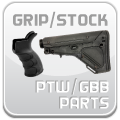 Stock & Grip (PTW/GBB)