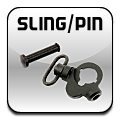 Sling Swivel & Pin