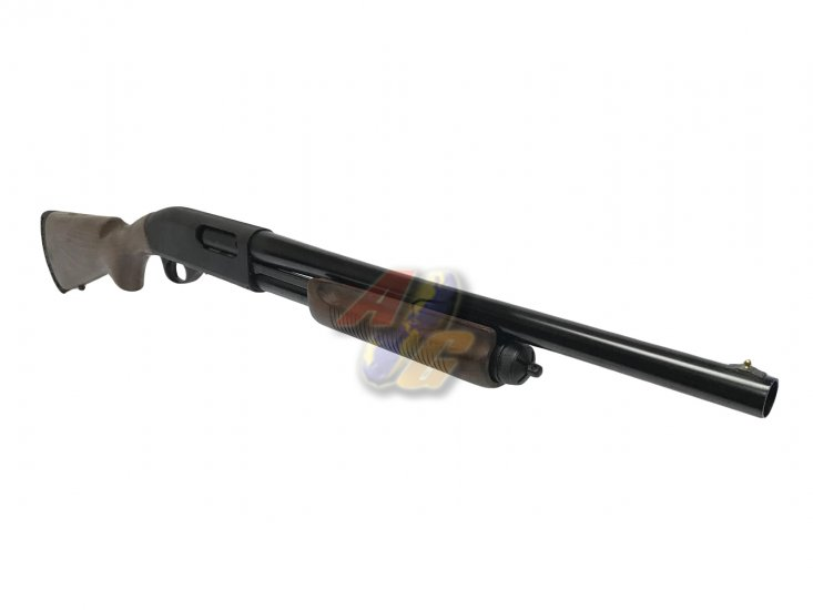 --Out of Stock--PPS M870 Shotgun Police Model Wood Version ( Gas System ) - Click Image to Close