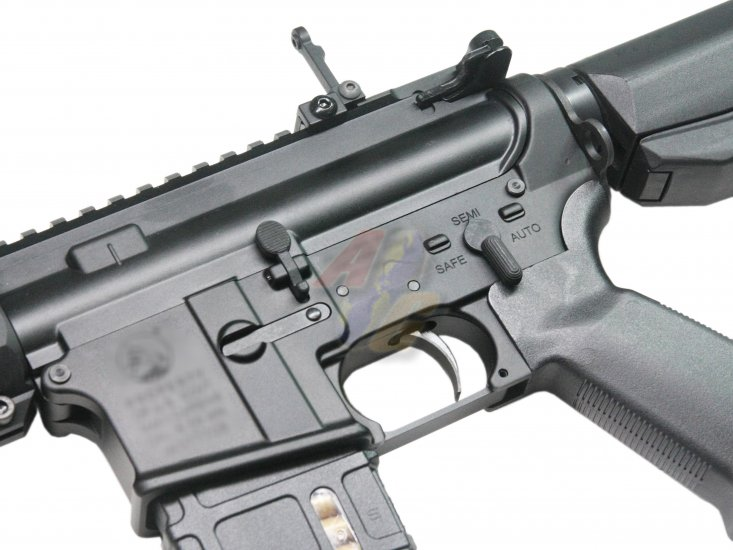 Rare Arms AR-15 Shell Ejecting GBB ( Black ) - Click Image to Close