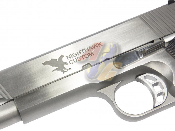 --Out of Stock--RWA Nighthawk Custom GRP CNC Stainless Steel Limited Edition ( Licensed ) - Click Image to Close