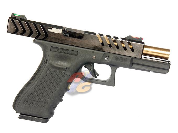 Custom Glock 17 Gen 4 | Car Interior Design